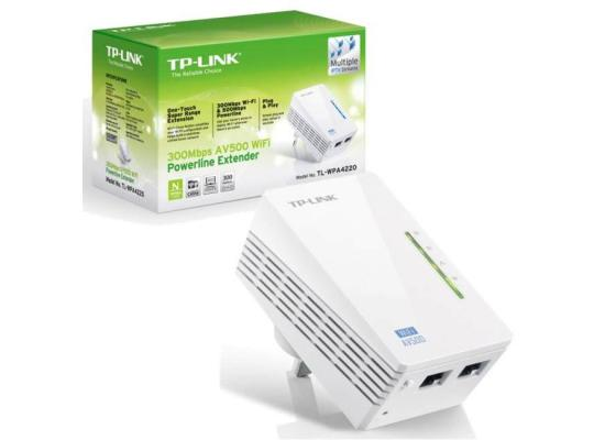 TP-Link TL-WPA4220 300Mbps AV500 WiFi Powerline