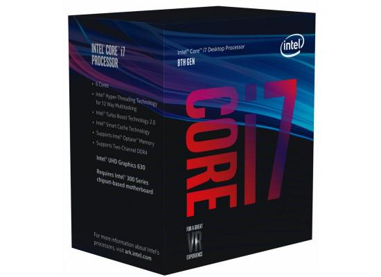 Intel Core i7-8700K Coffee Lake 6-Core (4.7 GHz Turbo)