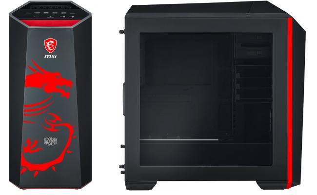 MasterCase Maker 5 MSI Dragon Edition Mid Tower Case