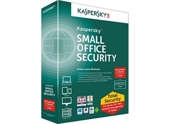 KASPERSKY Labs Small Office Security ( 1 Server + 10 Users )