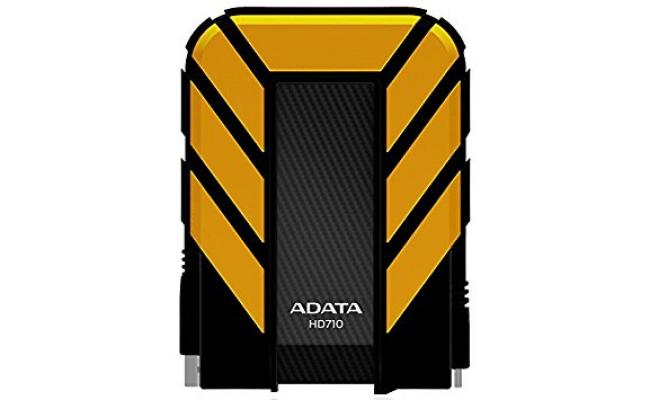 ADATA 2TB HD710 External Hard Drive USB 3.0 ( Yellow )