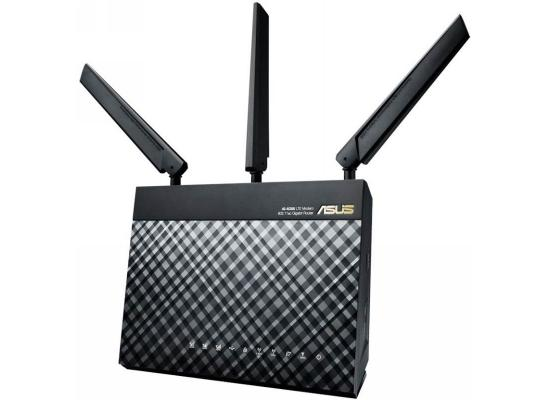 ASUS 4G-AC55U Wireless AC1200 4G LTE Modem Router