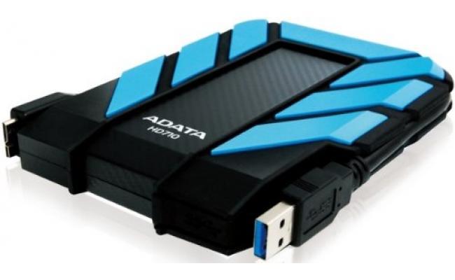 ADATA 1TB HD710 External Hard Drive USB 3.0 ( Blue )
