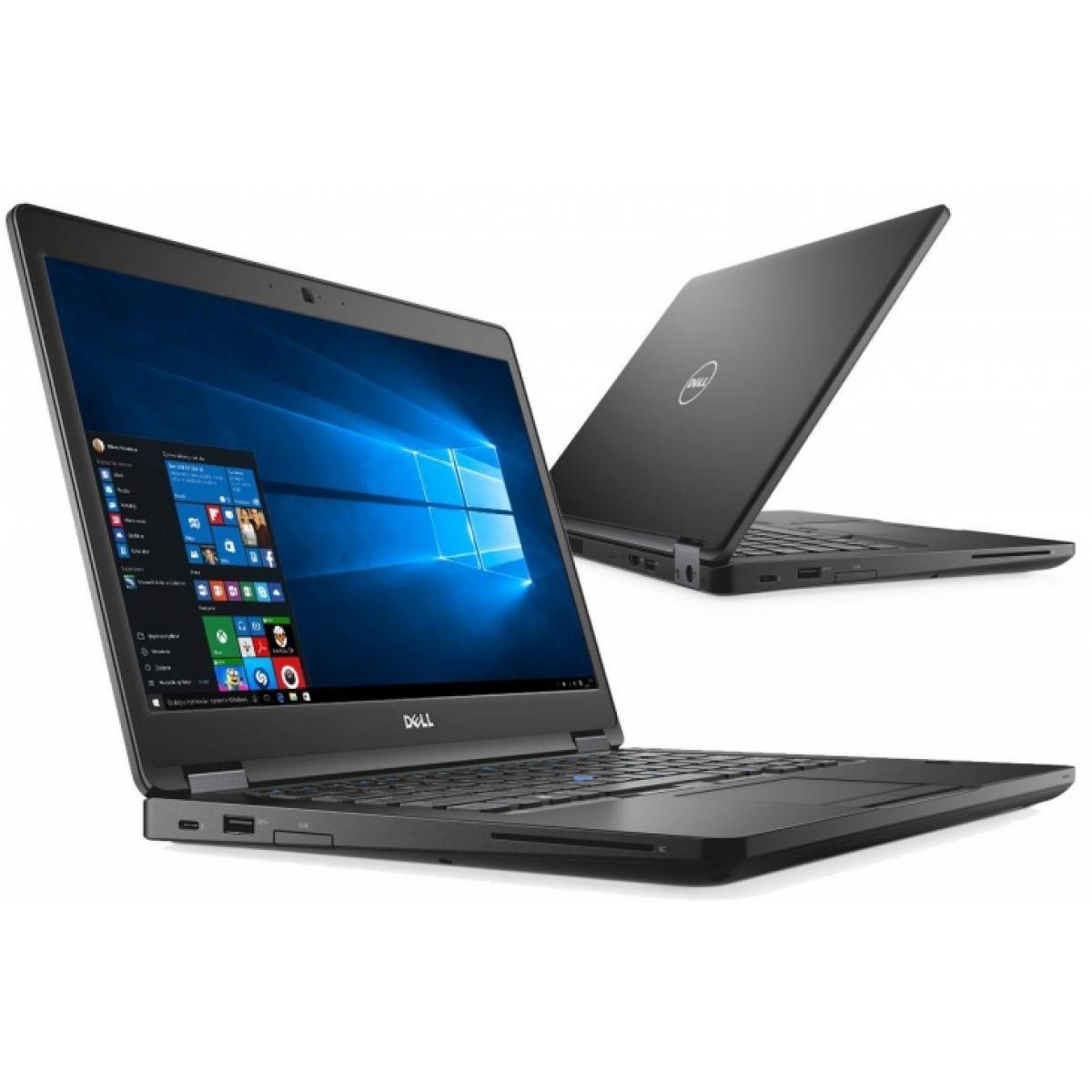 Dell Latitude 15 Series E5580 Core i7 w / Win 10 Pro