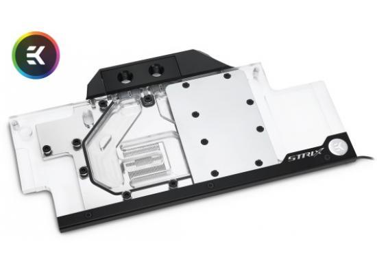 EK-FC1080 GTX Ti Strix RGB - Nickel