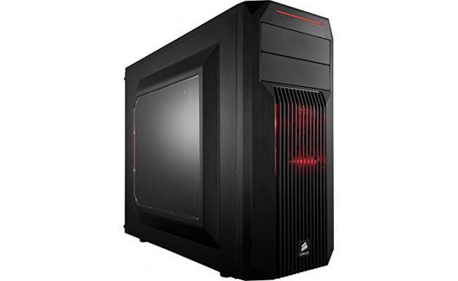 Corsair Carbide SPEC-02 Gaming Case - Red