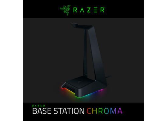 Razer Base Station Chroma - RGB Headset Stand