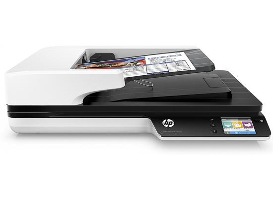 HP ScanJet Pro 4500 Network & USB Color Scanner