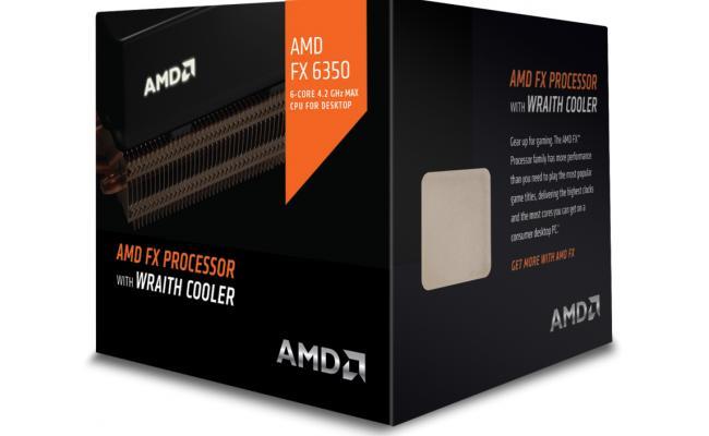 AMD FX-6350 Vishera 6-Core 3.9 GHz (4.2 GHz Turbo)