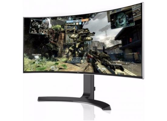 "LG 29"" 2K Quad HD FreeSync UltraWide Curved Monitor"