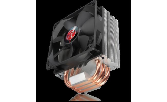 RAIJINTEK THEMIS 120mm CPU Cooler - Black