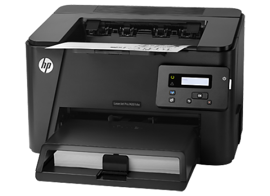 HP LserJET Pro M201DW Duplex & Wireless Printer