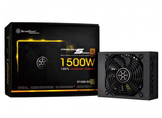 SilverStone Strider Gold S ST1500-GS 1500W 80+ Gold