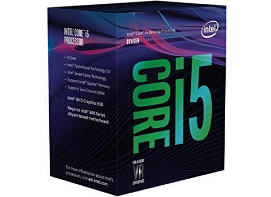 Intel Core i5-8400 Coffee Lake 6-Core 4.0 GHz 9MB