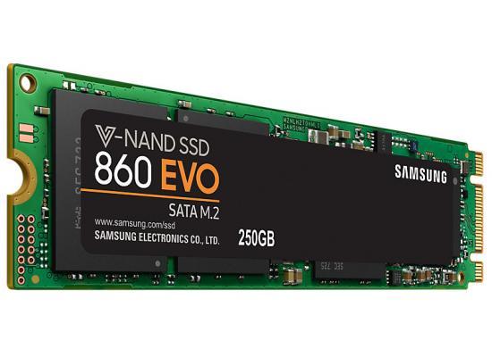 Samsung 860 EVO Series 250GB M.2 2280 SSD