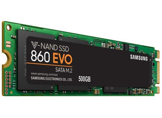 Samsung 860 EVO Series 500GB M.2 2280 SSD