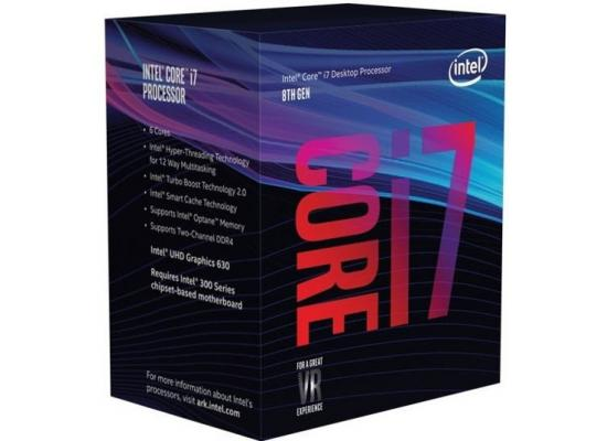 Intel Core i7-8700 Coffee Lake 6-Core 4.6GHz 12MB