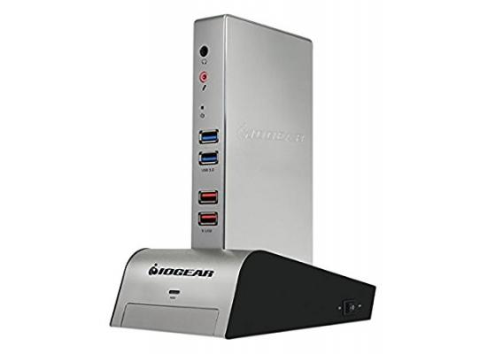 IOGEAR GUD310 Vault Dock USB 3.0 Docking Station