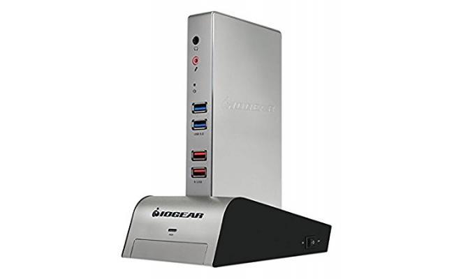 IOGEAR GUD310 Vault Dock USB 3.0 Docking Station