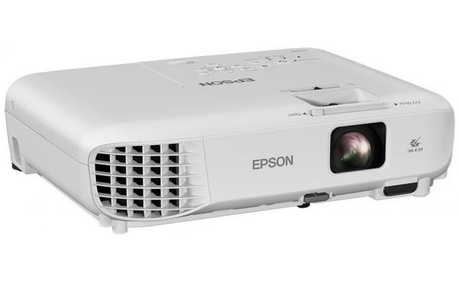 Epson EB-S05 SVGA 3200 Lumens 3LCD Projector