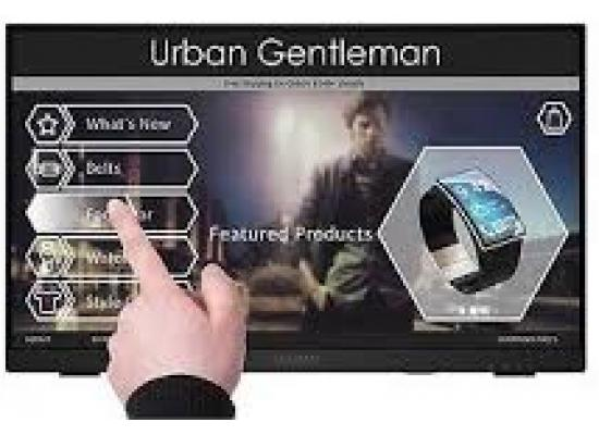 "Planar PCT2235 22"" Touchscreen LED w/ Speakers"