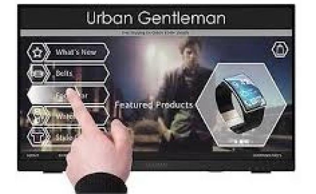 """Planar PCT2235 22"""" Touchscreen LED w/ Speakers"""