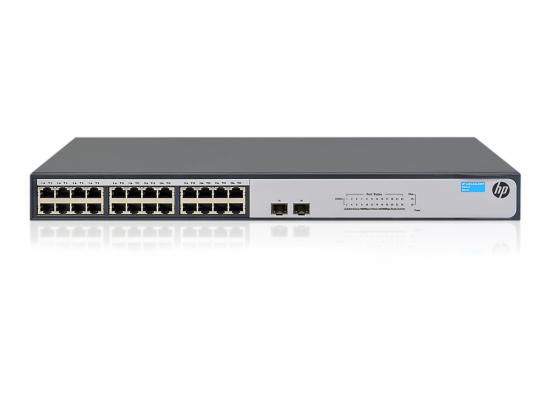 HPE OfficeConnect 1420 24G 2SFP Gigabit Switch