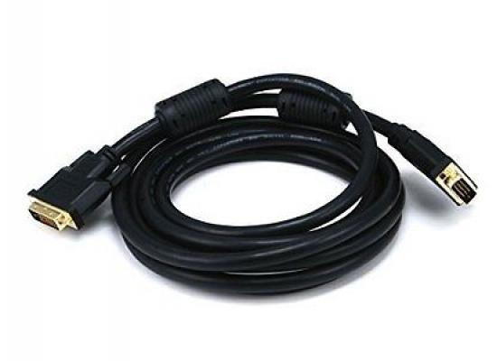 VCOM CG441-10FEET-BLACK 10ft DVI to DVI Male