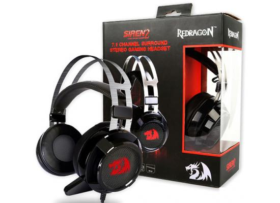 Redragon H301 SIREN2 7.1 3.5 mm jacks Gaming Headset