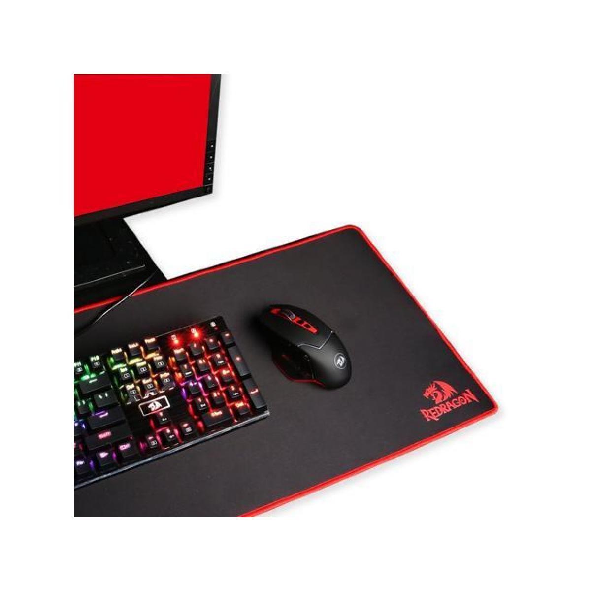 Redragon P003 Suzaku Huge Gaming Mouse Pad Mat P003