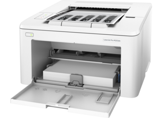 HP LaserJet Pro M203dn Printer , Network & Duplex