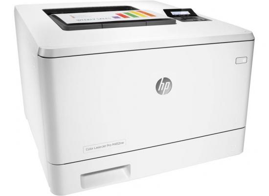 HP Color LaserJet Pro M452nw , Network & Wireless