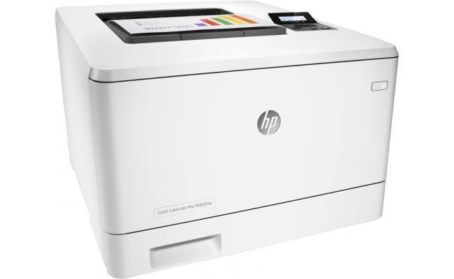 HP Color LaserJet Pro M452nw , Network & Wireless