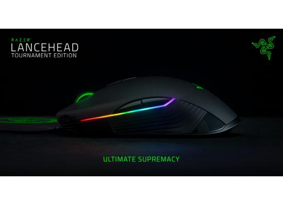 Razer Lancehead Tournament Edition - Gaming Mouse