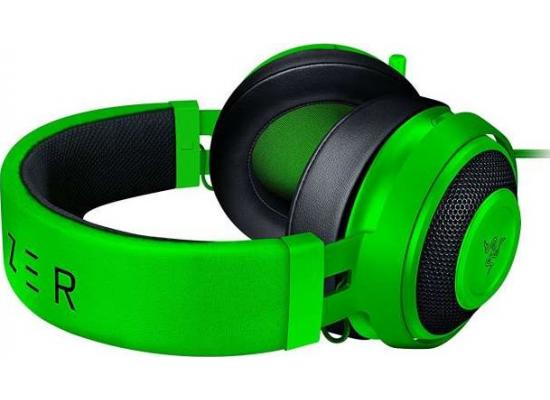 Razer Kraken Pro V2 Oval Gaming Headset - ( Green )