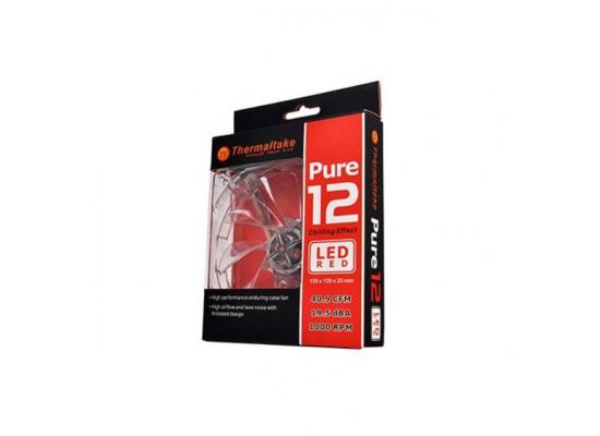 Thermaltake Pure 120mm Red LED Case Fan