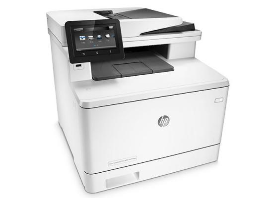 HP Color LaserJet Pro Multifunction M477FDW