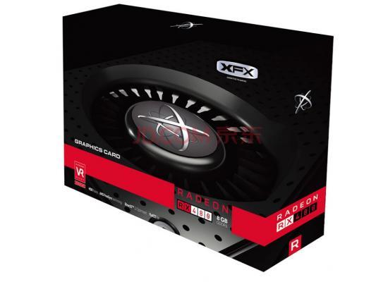 XFX AMD Radeon RX 480 8GB GDDR5