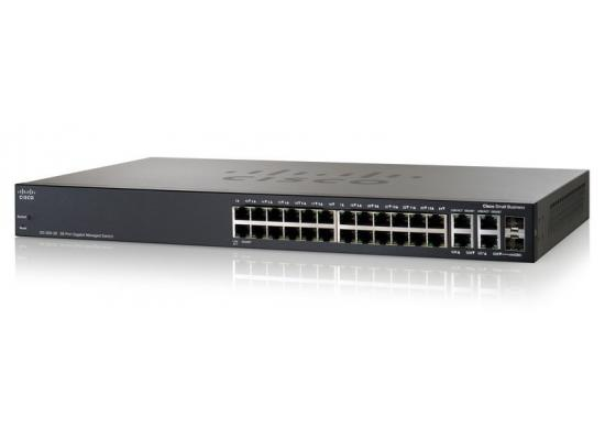 Cisco Small Business SRW2024-K9 Gigabit Managed