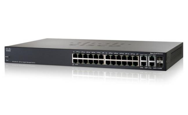 Cisco Small Business SRW2024-K9 Gigabit Managed