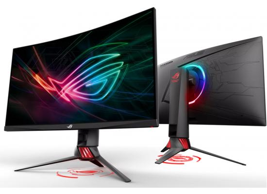 "ASUS ROG Strix XG27VQ 27"" Curved Full HD 144Hz + FREE Call of Duty Code"