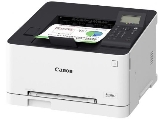 Canon i-SENSYS LBP611Cn A4 Colour Laser Printer