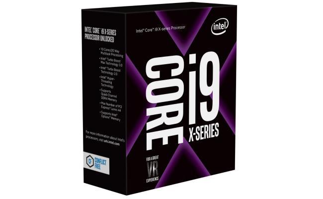 Intel Core i9-7940X Skylake X 14-Core 3.1GHz LGA 2066