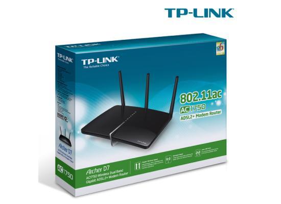 TPLINK AC1750 ARCHER D7 ADSL2+ Modem Router