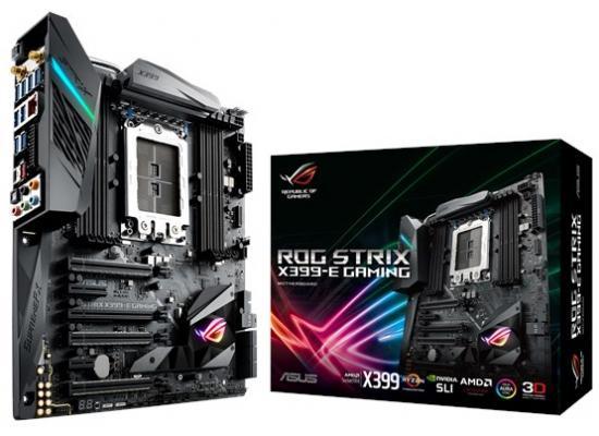 Asus ROG Strix X399-E Gaming AMD X399 EATX M.B