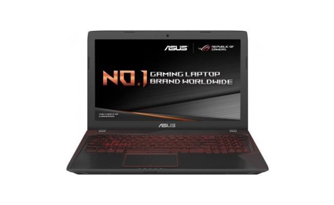 Asus FX503VD-EH73 Nvidia 1050GTX 7Gen Core I7 HQ