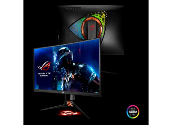 "ASUS ROG Swift PG27VQ 27"" Curved 165Hz Gaming Monitor + FREE Call of Duty Code"