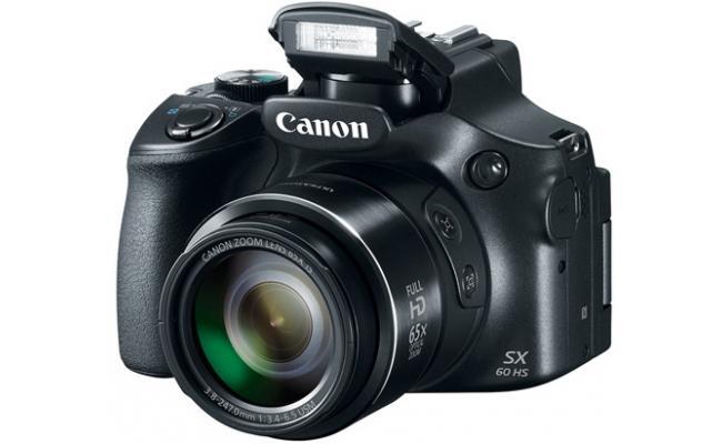 Canon Powershot SX60 16.1MP  65x Optical Zoom Lens