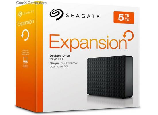 Seagate 5TB Expansion External Desktop USB 3.0