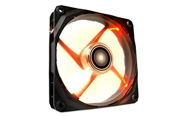 NZXT Airflow RF-FZ120-R1 120mm Red LED Case Fan